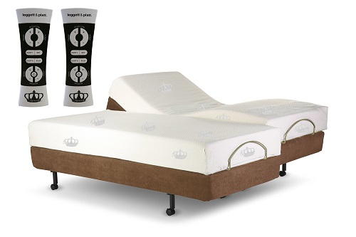 Leggett & Platt S-Cape Adjustable Beds