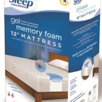 memory foam mattress in a box