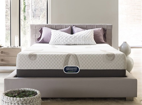Beautyrest Recharge Memory Foam Plus Mattress