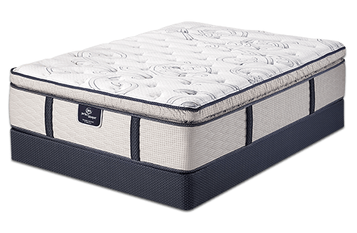 serta perfect sleeper proenergy super pillow top elite mattress