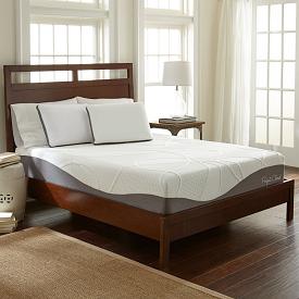 Perfect cloud ultraplush memory foam mattress