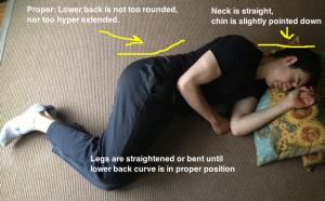 modernhealthmonk.com Proper-Fetal-Position