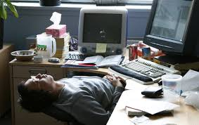 ( Narcolepsy Sleep Attack - Image Courtesy of www.healthtopia.net )