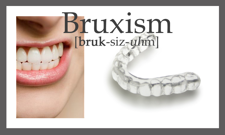 ( Bruxism - Image Courtesy of blogs.psychcentral.com )