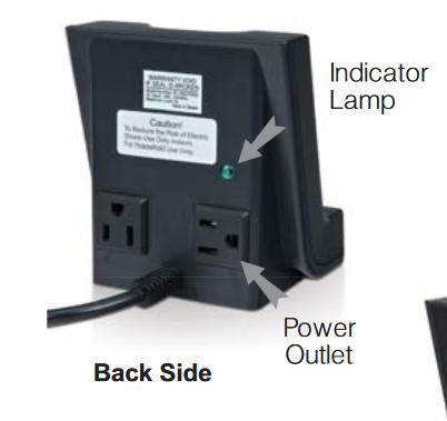 Reverie 8Q AC Power Outlets