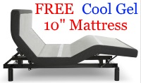 Leggett and Platt Prodigy 2.0 with Free Adjustable Mattress