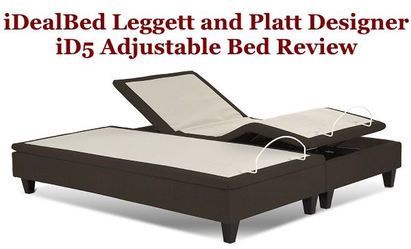 iDealBed Designer iD5 Adjustable Bed Review