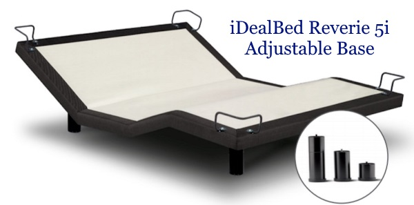 iDealBed Reverie 5i adjustable bed review